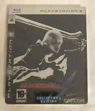Devil May Cry 4 Collector's Edition – Playstation 3 PAL ITA NUOVO SIGILLATO