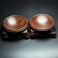 1PCS 55mm INNER diameter Rosewood Stand for Sphere&Egg