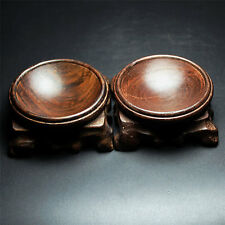 1PCS 60mm INNER diameter Rosewood Stand for Sphere&Egg