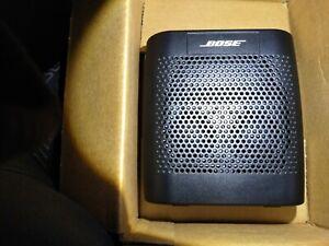 Bose  SoundLink  Color  Bluetooth  Speaker - Black  Read  DESCRIPTION