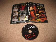 Plagiarism: It's a Crime - DVD