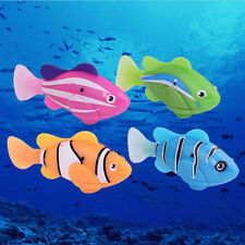 Swimming Robot Fish Activated in Water Magical Electronic Toy Children as Gift