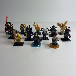 Lot Of Lego Mini Figures Random Assortment