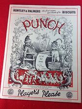 Vintage : PUNCH Magazine : 12th June 1946