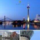 3 Tage Städtereise Düsseldorf im Hotel Park Inn Kurzurlaub Wochenende Kurzreise