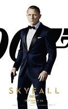 24X36Inch Art SKYFALL Movie Poster James Bond 007 Dainel Craig P02