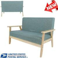 2 Seater Sofa Armchair Couch Lounge Living Room Couch Chair Home Furniture