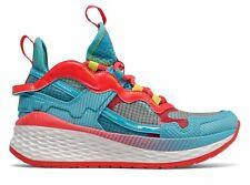 New Balance Fresh Foam más _ Hi Mujer Zapatos De Energía Rojo con Bayside