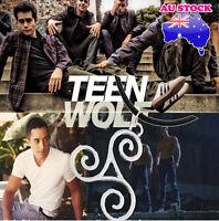 New Teen Wolf Triskele Pendant Necklace Men's Boy's Necklace