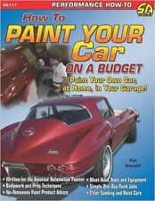 How to Paint Your Car on a Budget - NEW