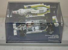 Minichamps Williams Ford FW07 Spanish GP 1980 400 8000034