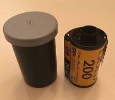 1 Roll of Kodak Gold 200 35mm Film 24 exposures