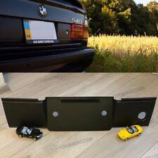 bmw e34 M5 rear number frame USA number  License Plate Bracket / Frame