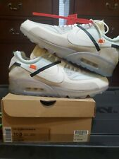 DS Nike Air Max 90 Off-White Brand New The 10 Virgil 100% authentic Jordan Yeezy