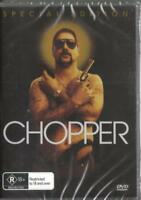 CHOPPER - NEW & SEALED DVD - FREE LOCAL POST