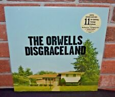 THE ORWELLS - Disgraceland, Limited CLEAR VINYL LP + Download New & Sealed!