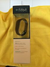 New Fitbit Flex Wristband Black Wireless Activity and Sleep Tracker -Small+Large