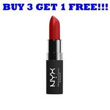 Nyx Professional Make-up Velvet Matte Lipstick 4.5g 11 Blood Love