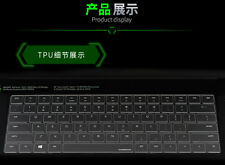 Laptop clear transparent Tpu Keyboard cover For 2018-2019 Razer Blade 15 15.6""
