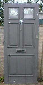 """Vintage front door 35 1/2"""" x 84"""""""
