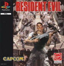 Ps1/SONY PLAYSTATION 1 gioco-Resident Evil 1 (con imballo originale) (usk18) (PAL)