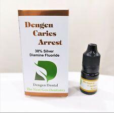 Dengen Arrest SDF Dental Silver Diamine Fluoride Caries Remover Solution Fagmin