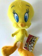 Large 13'' Tweety Bird Yellow Plush Looney Tunes. New. Licensed Toy. Soft