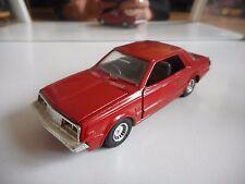 Yonezawa Toys Mitsubishi Sapporo in Dark Red