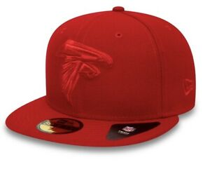 New Era - NFL Atlanta Falcons Cap Neu Poly Tonal Scarlet