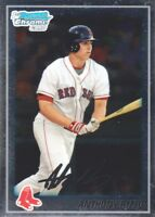 2010 Bowman Chrome Prospects #BCP101 Anthony Rizzo Boston Red Sox