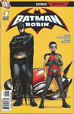 BATMAN & ROBIN (2009) #1 Back Issue
