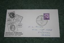 Stanley Gibbons Centenary Cover, Wilding IoM 3d with Stampex Cancellation. 1965