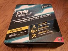 XFX Radeon R9-295x2 Hydra Edition 8GB DDR5 Liquid Cooled