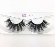 3D 100% Real Mink luxury High Quality false hand made eyelashes