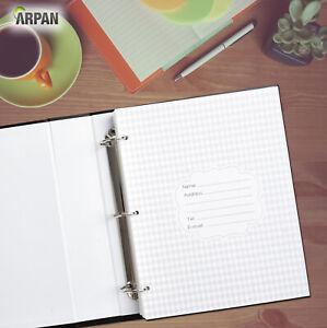 Arpan A4 certificate display book photo album