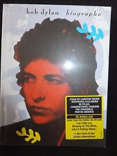 RARE COFFRET 3 CD BOB DYLAN / BIOGRAPHE / NEUF /