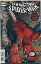 Amazing Spider-Man #72 Marvel Comics 2021 NM+