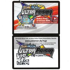 10x Ultra Prisma Pokemon Trading Card Game Online Codes   Ultra Prism