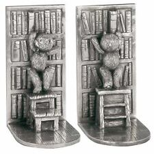 Royal Selangor – Pewter Library Bookends - Teddy Bear's Picnic - New Boxed