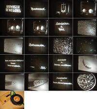 16 mm Film.Technik Brownsche Bewegung von 1948-Labor Darstellung.Antique Movie