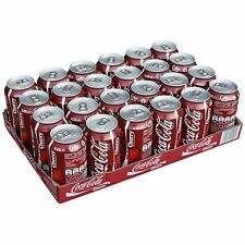24 X 330 ml Cherry Coca Cola Coke Multi Pack Soft Drinks Bulk Buy