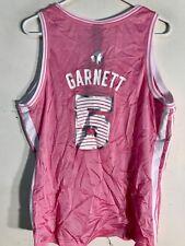 Adidas Women's NBA Jersey Boston Celtics Kevin Garnett Pink sz 2X