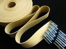 "Rubber Pirelli Webbing 2"" w Upholstery Settee Sofa Chair Ercol Web"