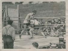 Boxe - Georges Carpentier - Manhasset 1921
