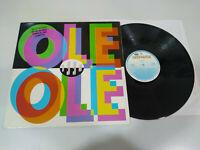 "Ole Ole 1990 Marta Sanchez Gatefold - LP Vinilo 12"" VG/VG"