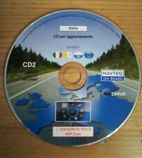 Navigazione CD rt4-5/Italia Italia 2010/2011 NaviDrive wipcom PEUGEOT CITROEN
