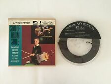 AL COHN & ORCH Son Of Drum Suite REEL Living Stereo FTP1068 US VG+ 4Tr 7.5IPS B6