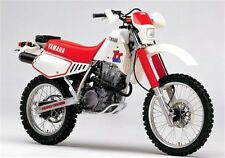 YAMAHA TT 350 1LN-15620-01 KICK CRANCK ASSEMBLY LEVA MESSA MOTO