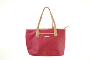 Marc Fisher New Red Small Tote Bag Msrp $119