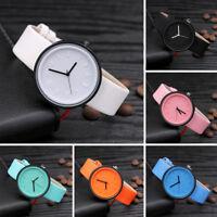 Elegant Bracelet Stainless Steel Watches Retro Quartz Analog Canvas Wrist Watch